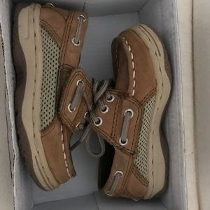 Toddler Sperry's, size 5.5c